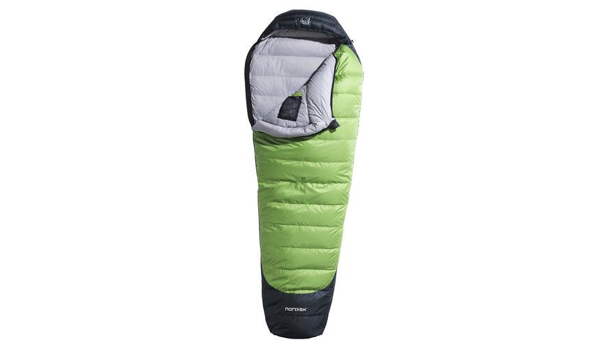 Nordisk Celsius -3° Sleeping Bag XL peridot green/black